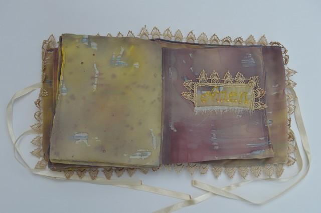 Šilkinė knygelė Maldynėlis